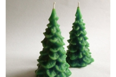 Spruce trees available in 3 sizes
